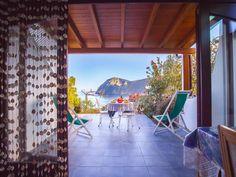 Ferienwohnung mit Meerblick,Terrasseund Garten auf der Insel Lipari. Hier können Sie die Seele baumeln lassen und Ihren Urlaub in vollen Zügen genießen.