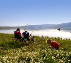 Scofield State Park is a great location for family fishing, all year long. Winter ice fishing offers rainbow and cutthroat trout. Not into fishing? Popular summer activities include hiking and swimming.