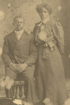 The 1870s photo featured here is of Daniel Gardner and his wife Melissa Boisseau Gardner