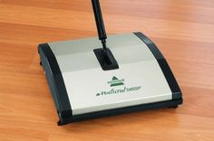 New BISSELL Natural Sweep Dual Brush Sweeper Easy Cleanup    eBay
