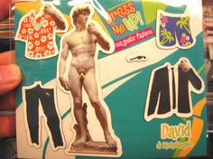 finally paper dolls for boys...or girls