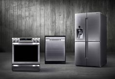 Electroménager Samsung Chef Collection