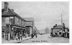 Photo:Wickford High Street