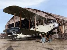After the end of World War I and over the next two years, the Greeks received 41 RAF surplus Airco de Havilland two-seater bombers. World War I, Greeks, Airplanes, Planes, World War One, Plane, Aircraft, Airplane