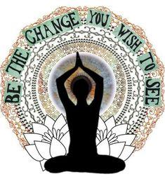 'Yoga Om Chakras Mindfulness Meditation Zen Sticker by yogaclothes Yoga Meditation, Indian Meditation, Meditation Quotes, Chakras, Yoga Inspiration, Thursday Inspiration, Tattoo Inspiration, Mantra, Frases Yoga
