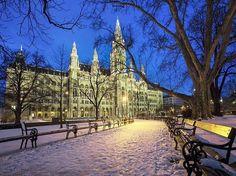 Vienna in Winter, Austria