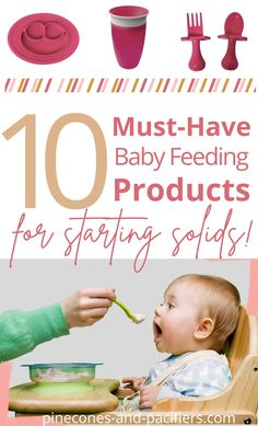 Whether you are doing purees, baby-led weaning or a combination with your baby, theese baby feeding products are for you! All my favorite products from a mom of two. Add these to your baby registry, holiday list, or your baby's first birthday list. Baby Led Weaning Breakfast, Baby Led Weaning First Foods, Baby Weaning, Newborn Baby Care, Newborn Baby Photos, Newborn Baby Photography, Baby First Birthday, Birthday List, Starting Solids Baby