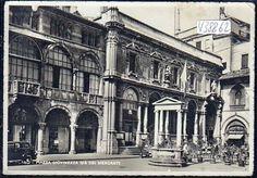 MILANO Sparita - Piazza Mercanti già Piazza Giovinezza