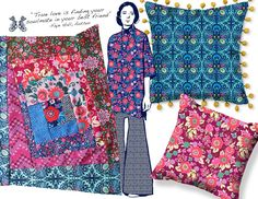 Amy Butler's Soul Mate Look Book page 5