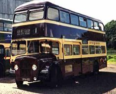 Guy Arab V by Northern Counties Chester City, Routemaster, Bus Coach, London Bus, Wolverhampton, Mobile Homes, Vintage Coach, Coaches, Taxi