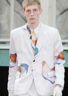 DECRUX  MAN AW12 Couture, Mode Excentrique, Gravures De Mode, Collection  Pour Hommes 1fc2da67e22