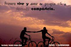 El más grande de los amores, debe ser a uno mismo. #pareja #luz #goodvibes✌ #amorincondicional #higherpower #energy #bloggermexicana #soulmate #compromiso #vivir #espiritualidad #romance #amar #lealtad #almagemela #parejasfelices #parejasperfectas #compartir
