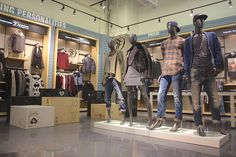 The Tom Tailor Denim showroom!Go to http://www.tom-tailor.com/en/ to see our full collection.