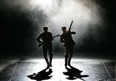 War Horse - New London Theatre. gorgeous