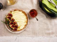 Natal Panelinha: Torta de figo para a ceia