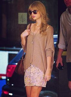 I love her style. I just want a week with her. She could change my LIFE. <3