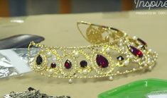 Anastasia's crown. Anastasia Costume, Anastasia Broadway, Anastasia Musical, Theatre Costumes, Theater, Musicals, Wicked, Mystery, Fandoms