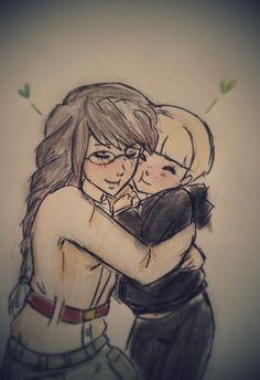 Lloyd and Misako by Squira130 on DeviantArt>>>>>> NO OH GOSH NO I CANT TAKE ALL THIS ADORABLENESS