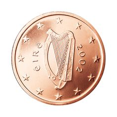 Ireland 5 Cent Coin