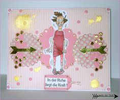 Arts by Tini: Pink Lady