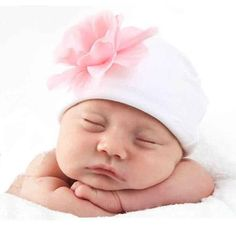 Cheap cute newborn baby, Buy Quality cute newborn directly from China baby girl hospital hats Suppliers: Cute Newborn Baby Infant Girl Toddler Flower Soft Hospital Cap Beanie Hat Baby Flower, Flower Hats, Newborn Gifts, Baby Gifts, Toddler Hair Accessories, Cotton Beanie, Girl With Hat, Baby Sewing, Cute Pink