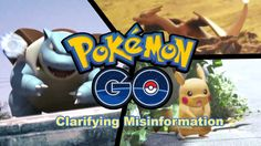 Some info about Pokemon Go #gaming #games #gamer #videogames #videogame #anime #video #Funny #xbox #nintendo #TVGM #surprise