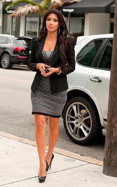 kim-kardashian #kim k style                                                                                                                                                                                 Más