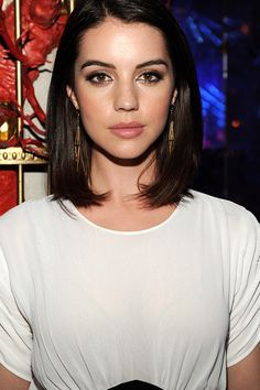 Actress Adelaide Kane attends The CW Network's 2014 Upfront Party on May 5th, 2014