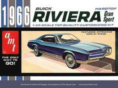 AMT '66 Buick Riviera