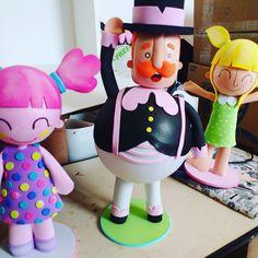 Mais uma incrível encomenda saindo neste Kit lindo e fofo. #lila #bitabrinquedos  #bonecadalila  #bita #mundobita