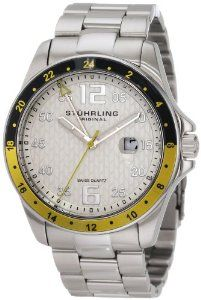 Reviews Stuhrling Original Men's 289.33212 Aquadiver Regatta Galleon Swiss Quartz Date Stainless Steel Bracelet Watch Buy online and save - http://greatcompareshop.com/reviews-stuhrling-original-mens-289-33212-aquadiver-regatta-galleon-swiss-quartz-date-stainless-steel-bracelet-watch-buy-online-and-save