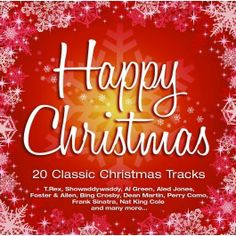 I love Christmas songs so a whole CD of them for only is perfect Featuring T Rex, Aled Jones, Showaddywaddy, The Cheeky Girls and many more. Perry Como, Al Green, Christmas On A Budget, Happy, Songs, Girls, Packaging Design, Toddler Girls, Daughters