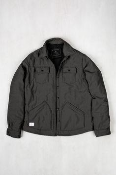 Bison Snap Jacket