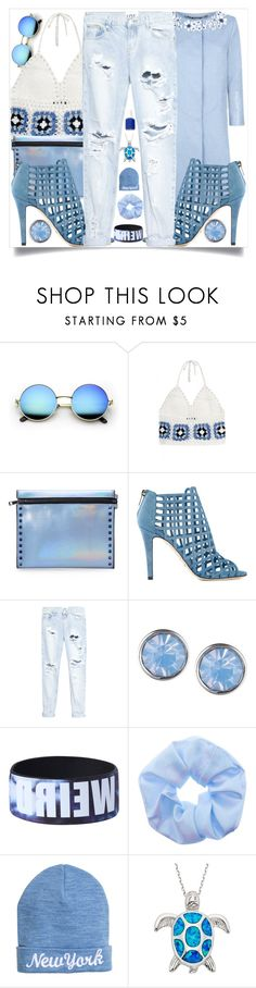 """Street Look"" by madeinmalaysia ❤ liked on Polyvore featuring Retrò, Matthew Williamson, Mohzy, Jimmy Choo, OneTeaspoon, Lonna & Lilly, Hot Topic and Essie"