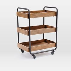 Wood Kitchen Caddy | West Elm