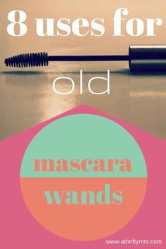 You can reuse lots of old beauty tools for new things. | 42 Money-Saving Tips Every Makeup Addict Needs To Know