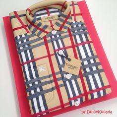 Camisa Burberrys