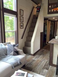 67 amazing loft stair for tiny house ideas