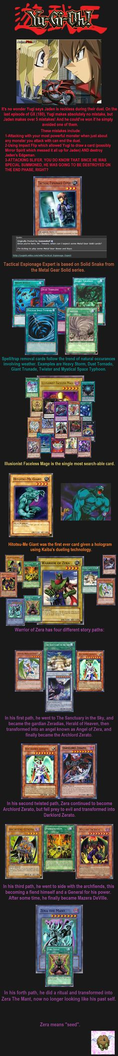 Yugioh Facts 9 // tags: funny pictures - funny photos - funny images - funny pics - funny quotes - #lol #humor #funnypictures
