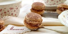 Macarons (English At The Bottom) Cookie Recipes, Dessert Recipes, Desserts, Macaroon Recipes, Macaroons, Nutritious Meals, Health And Nutrition, Favorite Recipes, Sweets