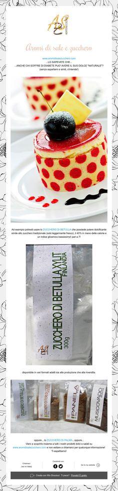 Aromi di sale e zucchero