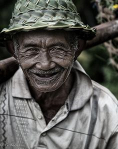 Balinese #smile #Sourire