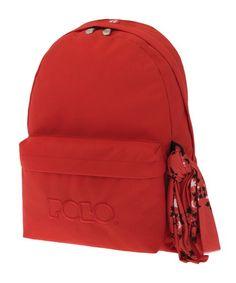 Σακίδιο Original POLO Bag Πορτοκαλί (1+1 θέσεις) 9-01-135-14 School Bags, Polo, Backpacks, Fashion, Moda, Polos, Fashion Styles, Backpack, Fashion Illustrations
