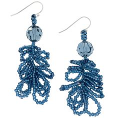 Going Loopy Earrings | Fusion Beads Inspiration Gallery