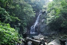比地大滝 / Hiji Falls