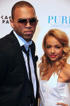 Infos: Chris Brown se sépare de sa petite amie