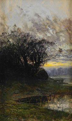 Le Prince Lointain: John Kindborg (1861-1907)