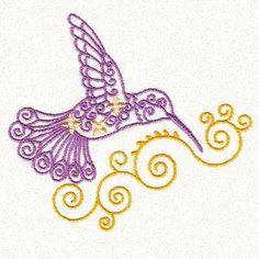 Freebie - shining hummingbird