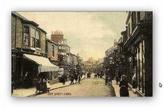 Crook, Co Durham Hope street, my ancestors lived here