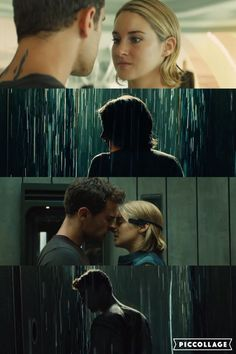 ALLEGIANT I'm honestly so mad that they had sex in insurgent because it was supposed to happen in allegiant right before she died and that's what made it so heartfelt and in the book when it happened it wasn't rushed and it's was very graceful and I just feel like the way they did it in insurgent was all hormones idk thanks for letting me rant